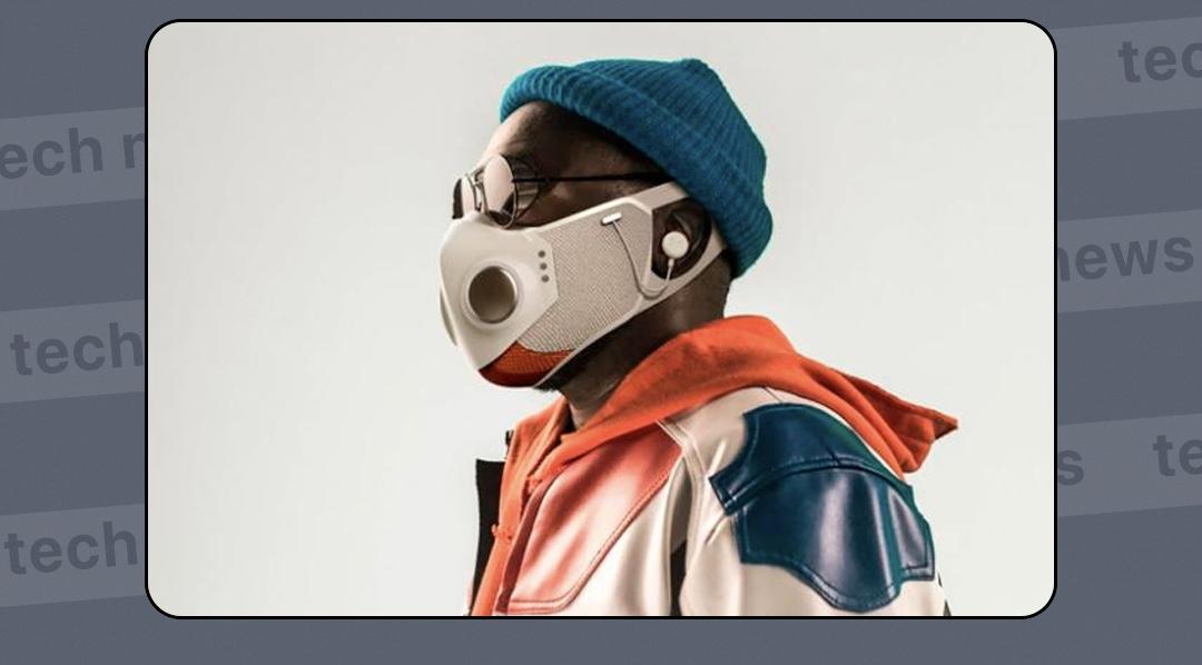 Защитная маска за 129 тысяч тенге