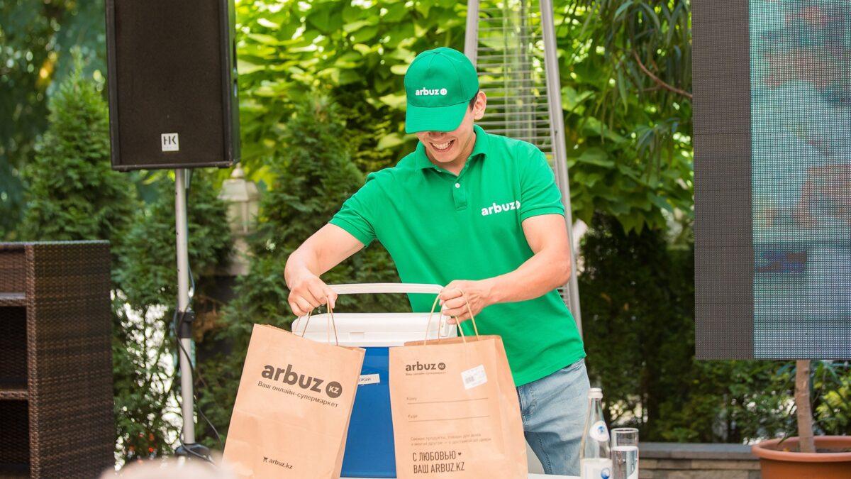 Стартап Arbuz.kz получил инвестиции на $2 миллиона
