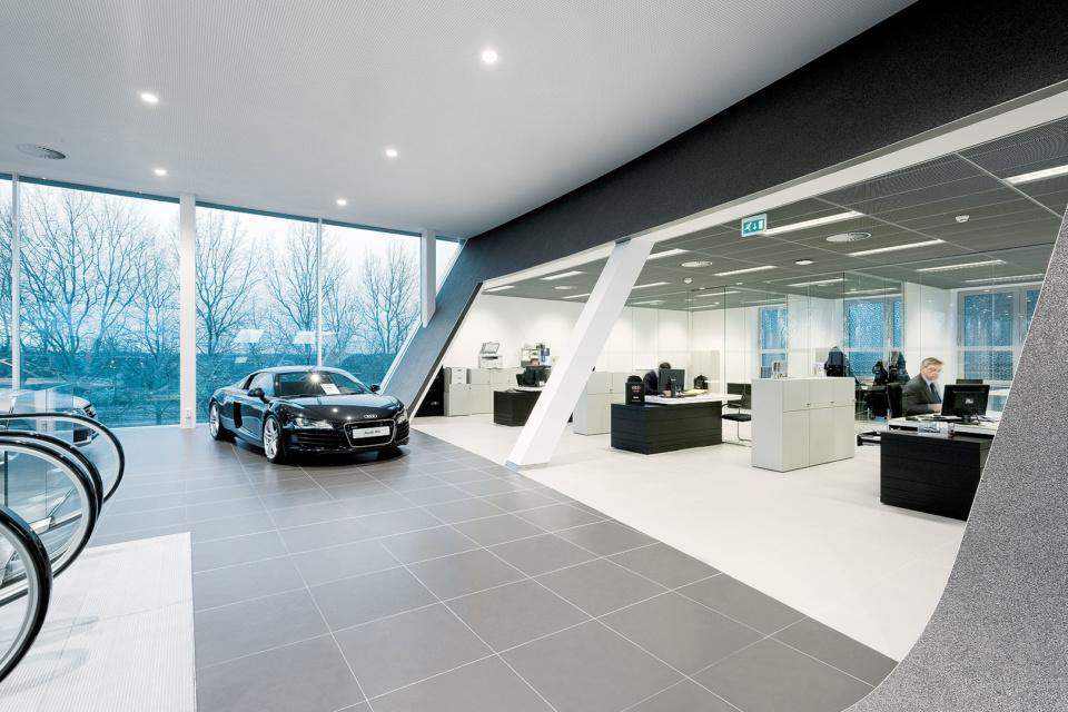 Audi будет выпускать только электромобили в 2033