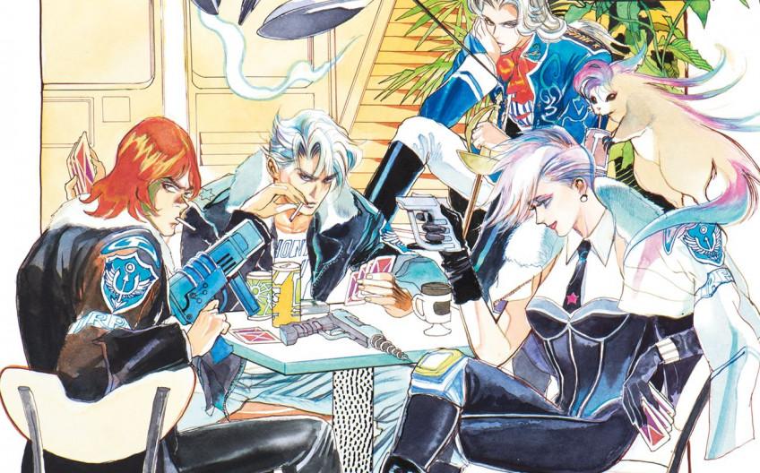 Компания Square Enix анонсировала ремастер игры SaGa Frontier