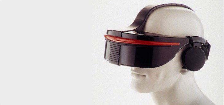 Историки возродили VR проект 90-х от Sega