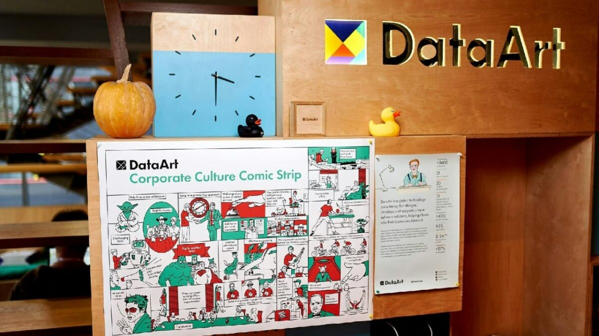 DataArt: рекрутинг нового поколения